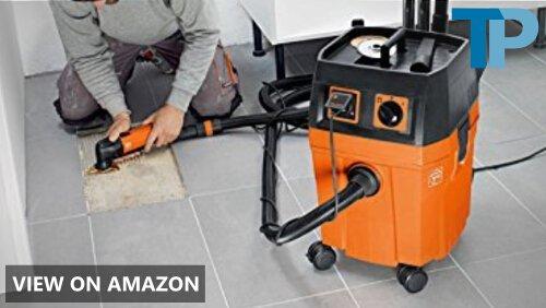 FEIN Turbo II HEPA Vacuum Cleaner Set