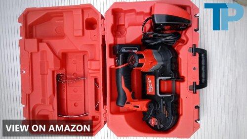 Milwaukee 2429-21XC M12 Cordless Sub-Compact Bandsaw Kit