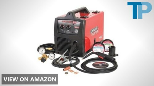 Lincoln Electric MIG Welder, Handheld, 208/230VAC