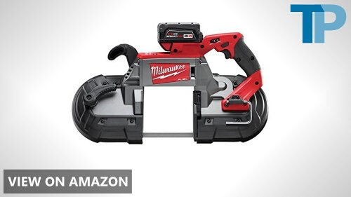 Milwaukee 2729-21 M18 Fuel Deep Cut Band Saw