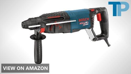 Bosch 11255VSR vs DEWALT D25263K Rotary Hammer Comparison