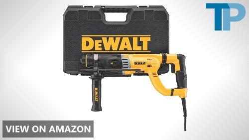 DEWALT D25263K vs Bosch 11255VSR Rotary Hammer Comparison