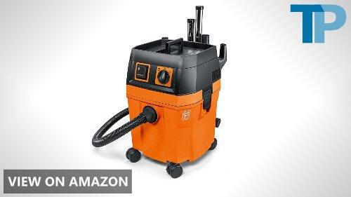 FEIN Turbo II vs Festool 583492 HEPA Dust Extractor Comparison
