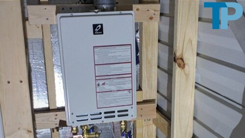 Electric Indoor Tankless Water Heater