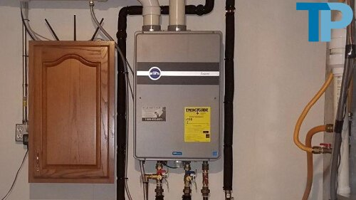 Is a Gas or Electric Indoor Tankless Water Heater more Efficient