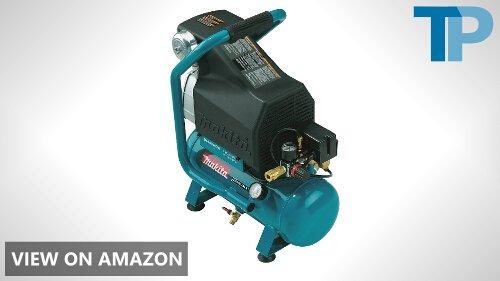 Makita MAC700 vs Ingersoll-Rand P1IU-A9 2 HP Portable Air Compressor Comparison