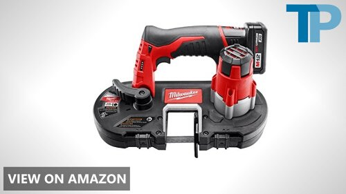 Milwaukee 2429-21XC vs DEWALT DWM120K Band Saw Kit Comparison