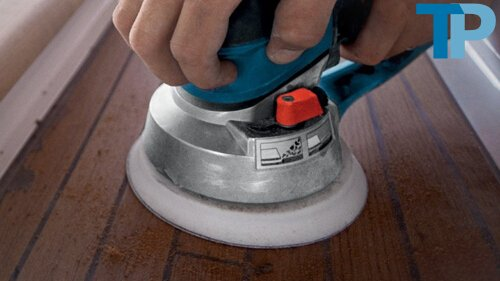 Variable-Speed Polisher