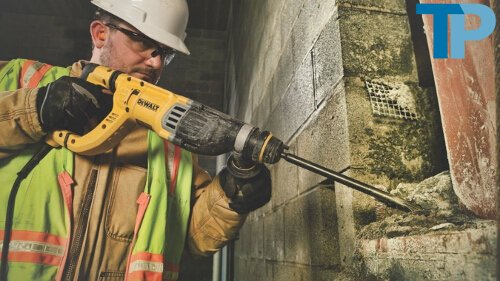 What is a SDS rotary hammer drill?