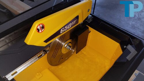 Why do you need a wet saw?