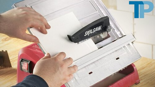 Can you use a wet saw to cut a mirror?