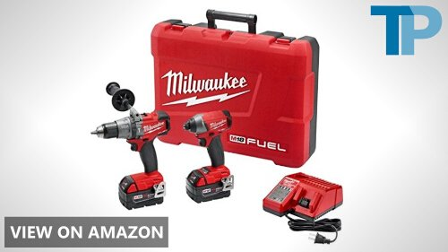 Milwaukee 2897-22 M18 Combo Kit