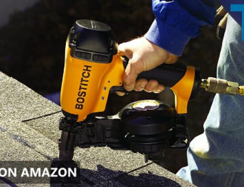 🥇 BOSTITCH RN46-1 3/4-Inch to 1-3/4-Inch Coil Roofing Nailer Review