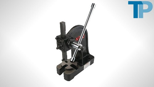 diy arbor press