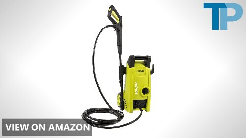 Snow Joe Sun Joe SPX1000 1450 PSI 1.45 GPM Electric Pressure Washer Review