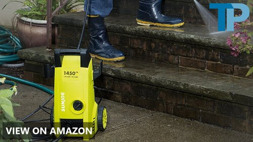 Sun Joe SPX1000 Electric Pressure Washer Review