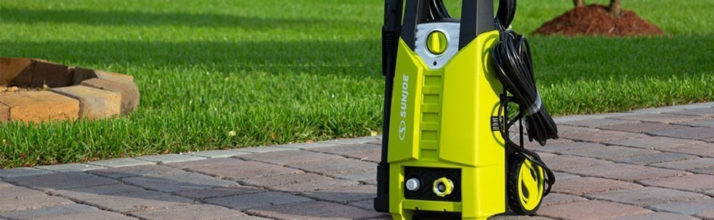 Sun Joe SPX2598 2000 PSI Electric Pressure Washer