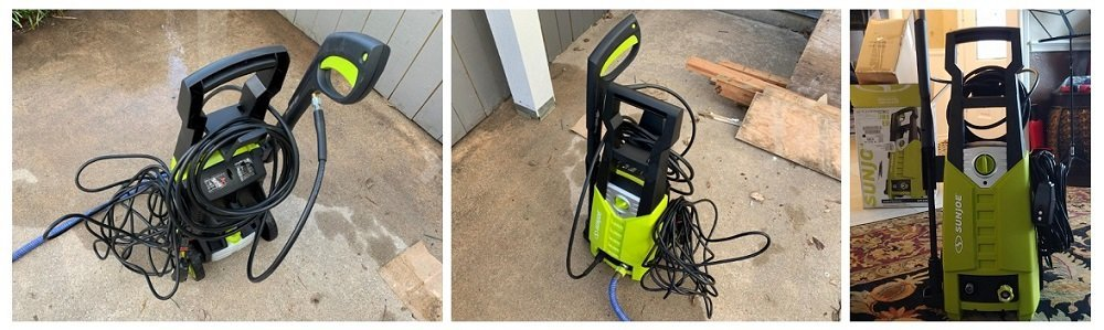 🥇 Sun Joe SPX2598 2000 PSI Electric Pressure Washer Review