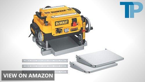DEWALT DW735X Two-Speed Thickness Planer Package