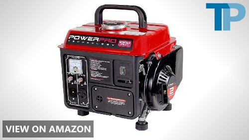 WEN PowerPro 56101 Portable Generator