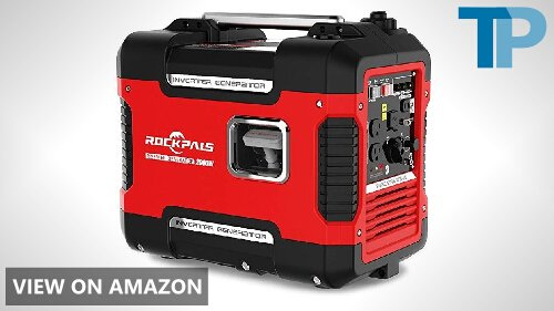 Rockpals 2000-Watt Portable Inverter Generator