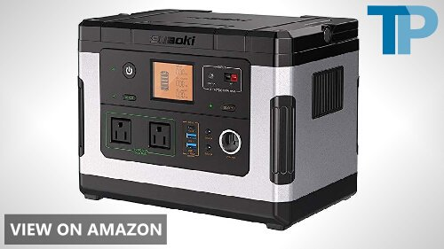 SUAOKI G500 Portable Power Station Generator