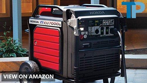 Honda 7000W Portable Generator