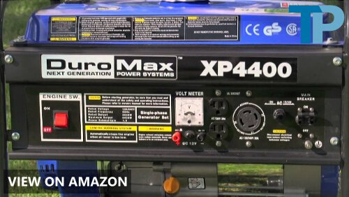 DuroMax XP4400 vs XP4400E: Gas Powered Portable Generator Comparison