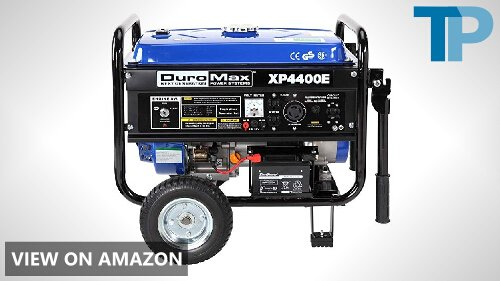 DuroMax XP4400E vs XP4400: Gas Powered Portable Generator Comparison