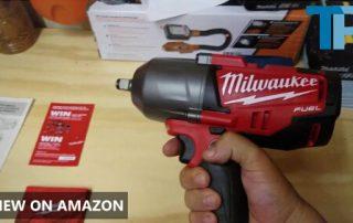 Dewalt Dcf899hb Vs Milwaukee 2767 20 M18 Impact Wrench Comparison