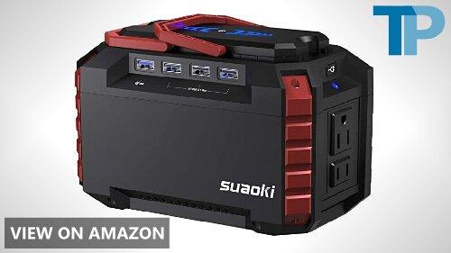 SUAOKI vs Webetop: Portable Generator Comparison