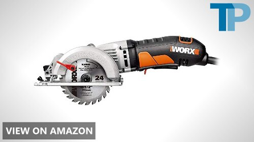 WORX WORXSAW WX429L vs DEWALT DCS391B: Circular Saw Comparison