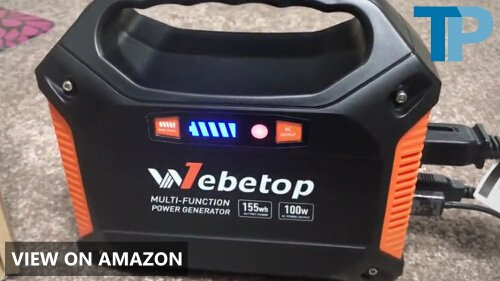 Webetop vs SUAOKI: Portable Generator Comparison