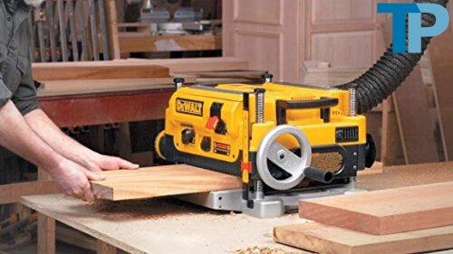 wood planer machine