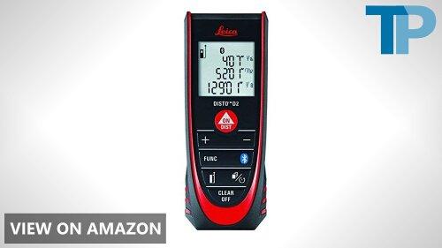 Leica DISTO D2 Laser Distance Measurer