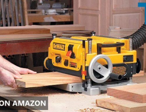 🥇 Best Thickness Planer 2018: Buying Guide and Top 5