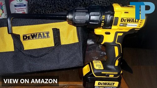 DEWALT DCD777C2 Lithium-Ion Brushless Drill Driver