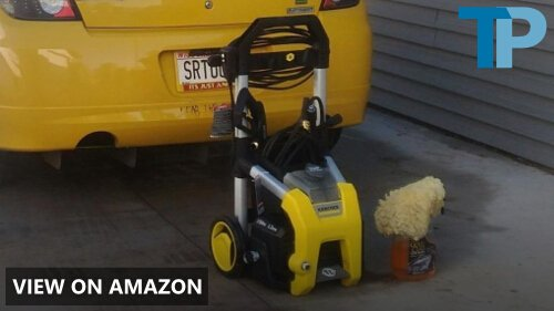 Karcher K2000 Electric Pressure Washer Comparison
