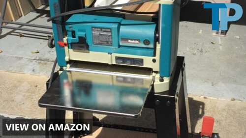 Makita 2012NB Planer Review