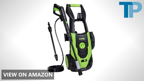 PowRyte Elite 2100 PSI 1.8 GPM Electric Pressure Washer Review