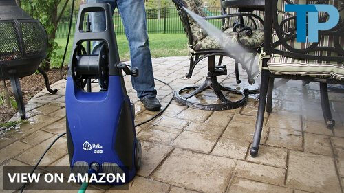 AR Blue Clean AR383 vs AR390SS: Electric Pressure Washer Comparison