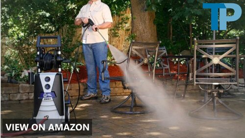 AR Blue Clean AR390SS vs AR383: Electric Pressure Washer Comparison