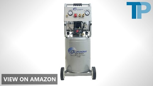 California Air Tools 10020C vs WEN 2202: Vertical Air Compressor Comparison