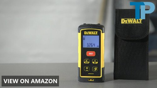 DeWalt vs Bosch: Laser Distance Measurer Comparison