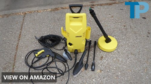 Karcher K2 vs Karcher K3: Electric Power Pressure Washer Comparison
