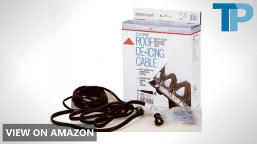 Easy Heat ADKS-300 Roof Snow De-Icing Kit