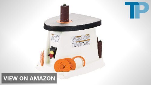 Shop Fox W1831 Oscillating Spindle Sander