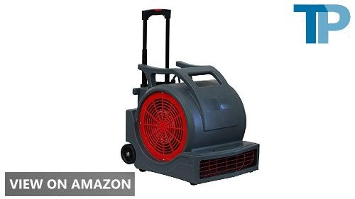 MOUNTO 3-Speed 1Hp 4000 Plus CFMfm Monster Air Mover