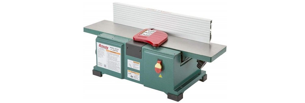Grizzly G0725 6 by 28-Inch Benchtop Jointer
