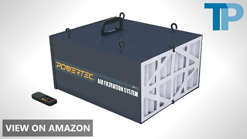 POWERTEC AF4000 3 SPD Air Filtration System